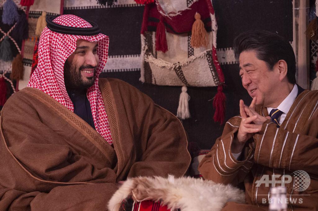 イランとの衝突、世界に影響 安倍首相が中東歴訪で警鐘