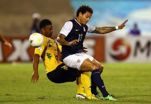 米国がジャマイカに勝利、W杯北中米カリブ海予選