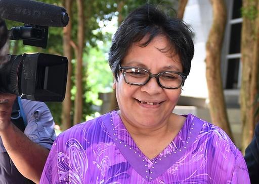 マレーシア最高裁、だまされ薬物運んだ豪州人の女に無罪 死刑から一転