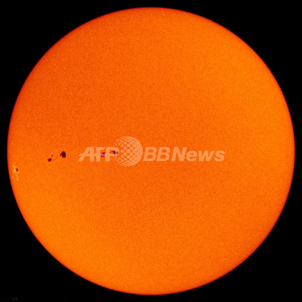 2013年半ば?太陽の「極大期」に注目集まる