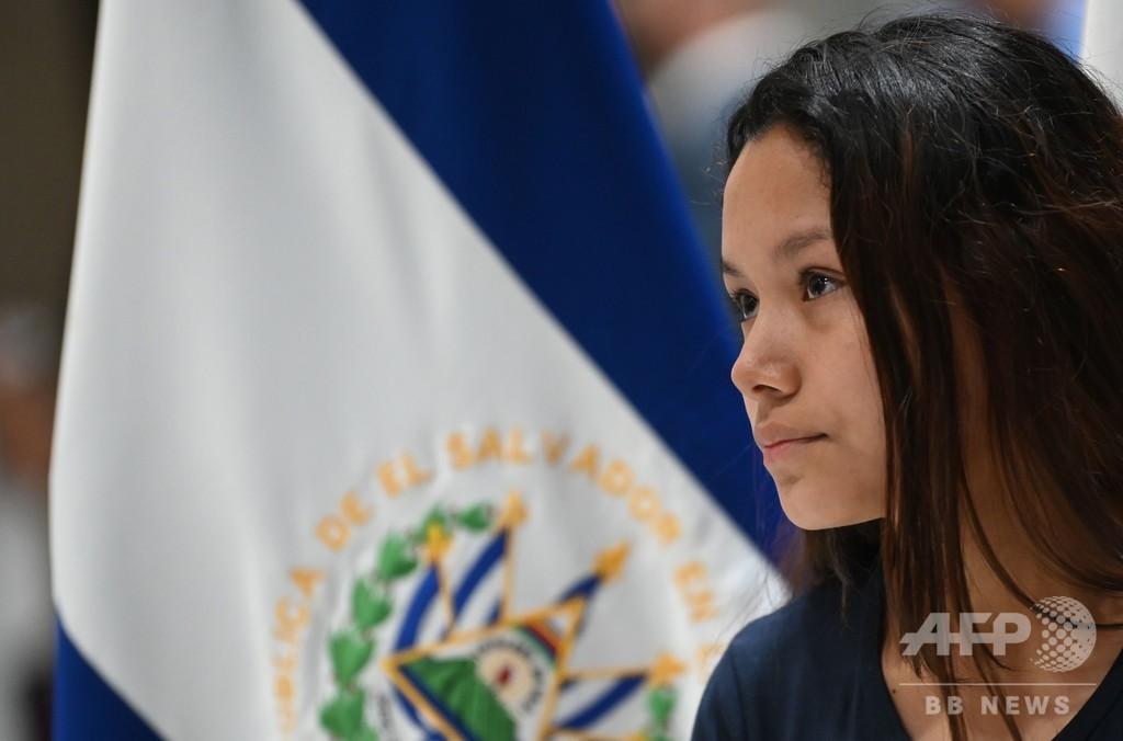 水死した移民親子、エルサルバドルに無言の帰国