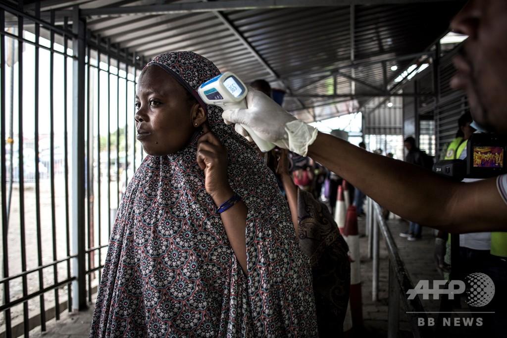 コンゴのエボラ死者、2000人超える 流行の勢い衰えず