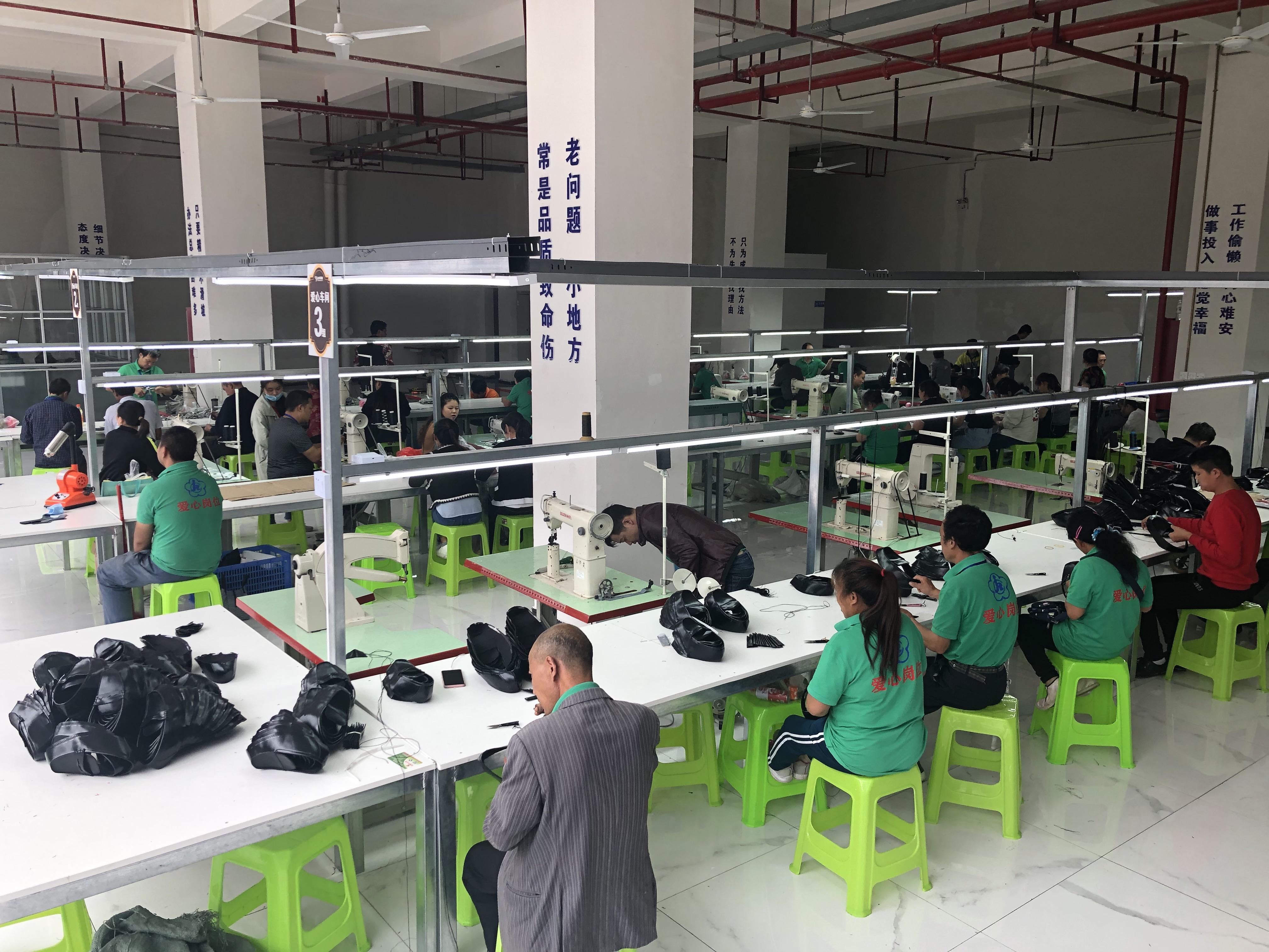 貧困者支援作業場が障害者の就業を支援 貴州省遵義市