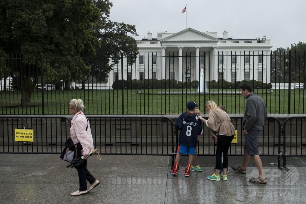 米トランプ政権、ホワイトハウス来訪者記録は公表せず