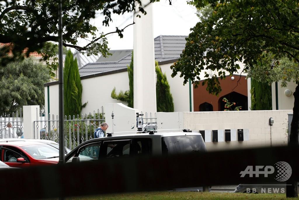NZ銃乱射犯、ネットに極右思想「マニフェスト」投稿