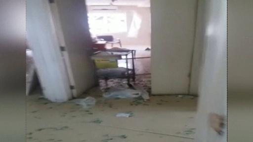 動画:チリの私立病院でガス爆発、3人死亡 50人負傷