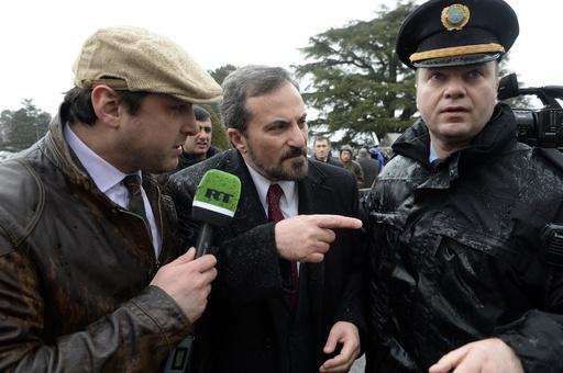 シリア和平会議第2ラウンド、険しいスタート