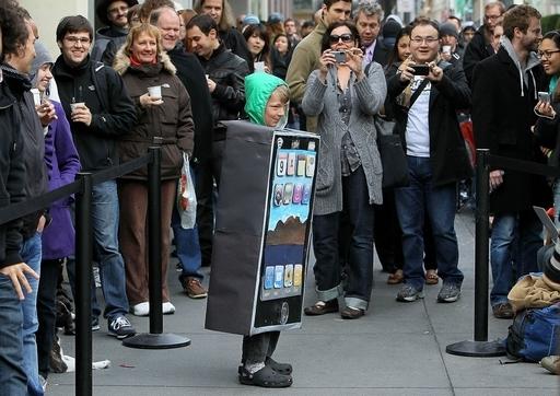 iPad解禁!米国で販売開始