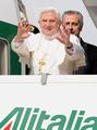 ローマ法王、「コンドームはエイズの解決策ではない」