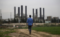 ガザ地区唯一の発電所が操業停止、燃料不足で