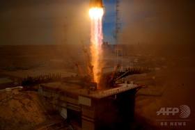 ロケットの破片落下で草原火災、カザフスタン人男性1人死亡