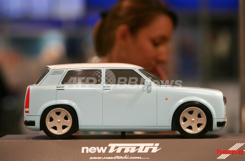ドイツの玩具メーカー、旧東独の名車「トラバント」復活へ協力企業を募集