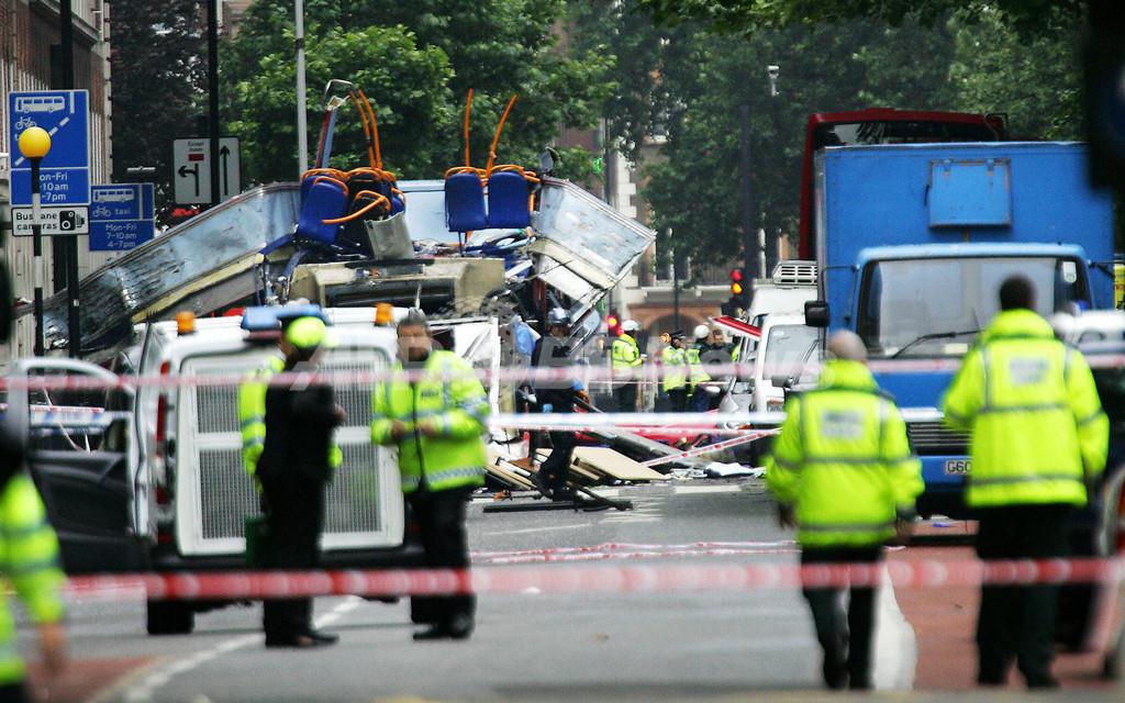 ロンドン同時テロに関する容疑者3人を逮捕 - 英国 写真3枚 国際 ...