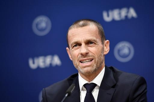 VAR使用試合を拡大、UEFA会長「より明確により早く」と注文