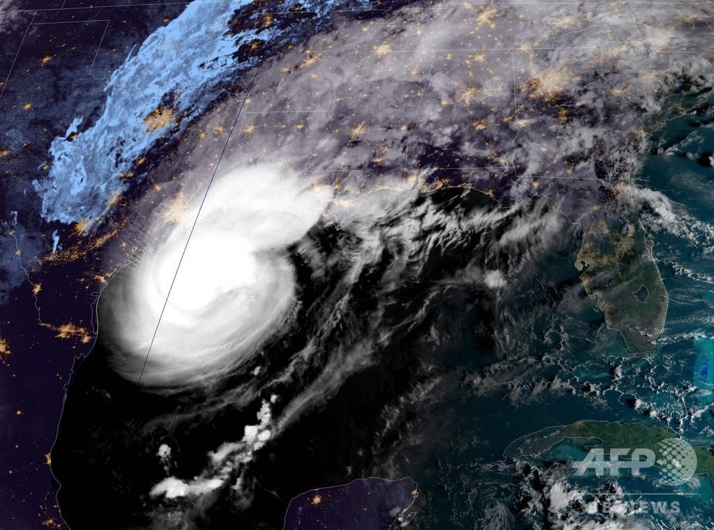 ハリケーン「デルタ」が米に接近 カテゴリー3、壊滅的被害に警戒