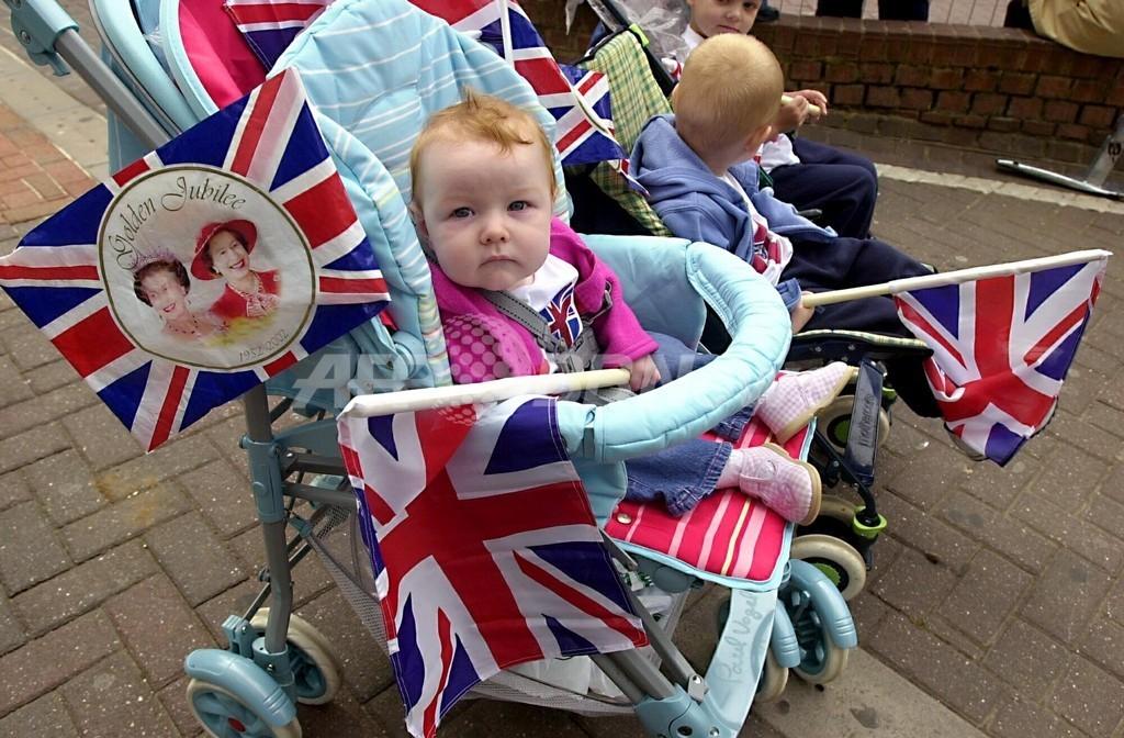 英国1位は「グレイス」と「ジャック」、2007年赤ちゃんの名前人気ランキング