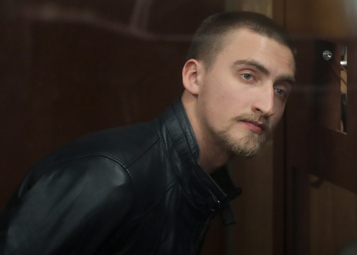 ロシア抗議デモで俳優に「不当判決」 最高検察庁が釈放を要請