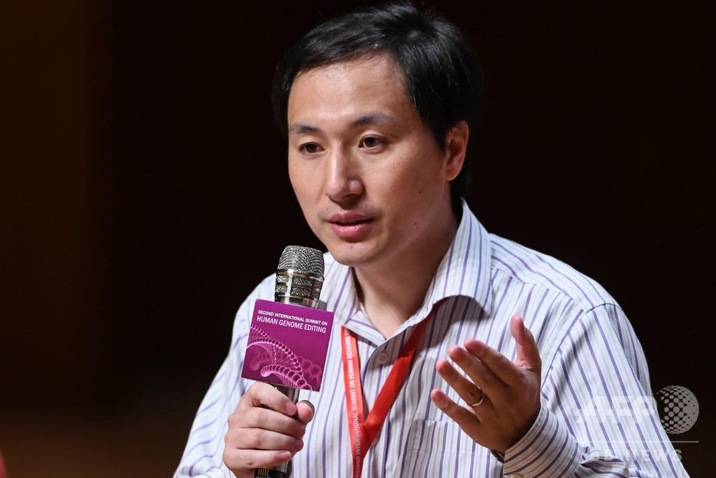 中国、遺伝子編集ベビーの研究者に懲役3年 罰金約5000万円も