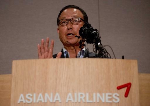 「パイロットは優秀」アシアナ航空社長が擁護
