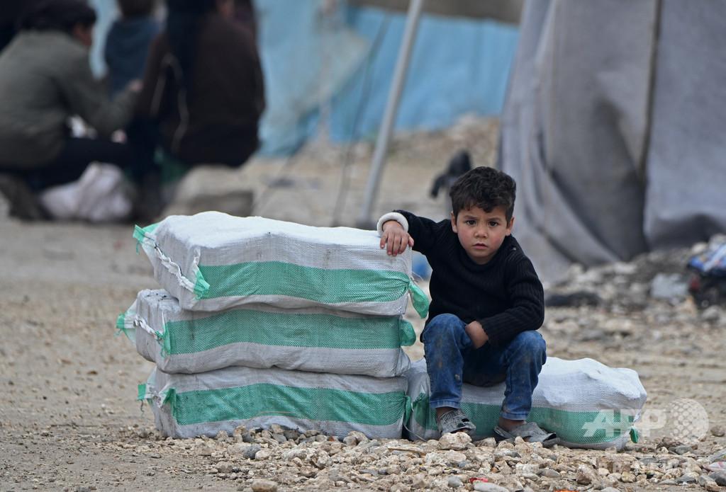 シリアへの越境支援延長、中ロが拒否権行使 国連安保理