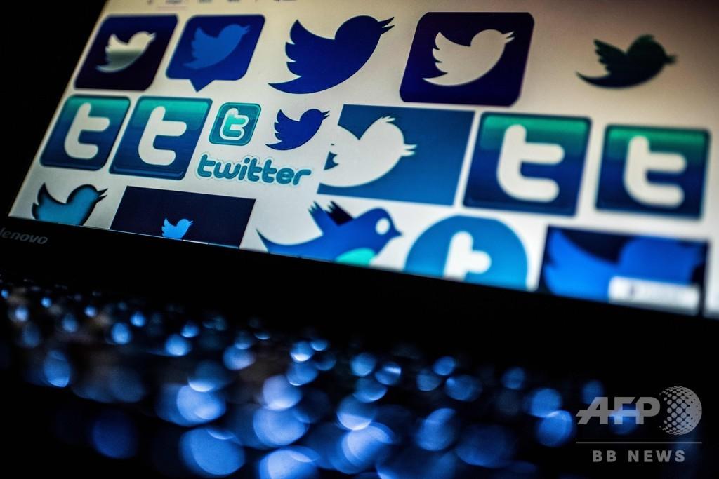 米ツイッター、中国関与疑いの偽情報アカウント17万件削除