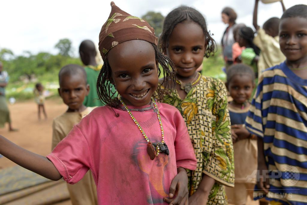 2050年の世界人口、4分の1がアフリカ人に ユニセフ報告書