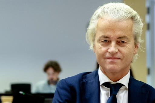 オランダ極右党首、イスラム教預言者の風刺画コンテストを再び計画