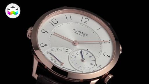 timeless design 0bbdf 92ebe エルメスの時計ストラップ工房をじっくり見学(前編) 写真1枚 ...