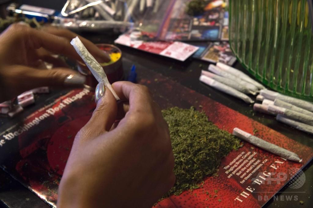 大麻の鎮痛効果、一方でリスクも 全米科学・工学・医学アカデミー報告