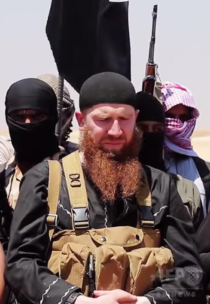 米、IS「国防相」の死亡確認 シリア空爆で