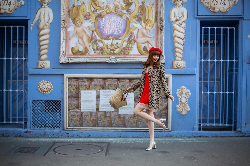 <ルイーズ・エベルのblog>コメディ=イタリエンヌ劇場