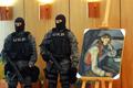 盗まれたセザンヌの絵画、セルビアで発見 4人を逮捕