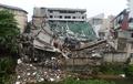 スリランカで建設中の結婚式場が倒壊、3人不明 20人負傷