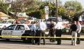 米白人至上主義KKKとカウンターが衝突、3人刺され13人逮捕