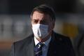 ブラジル大統領、マスク義務化法に拒否権 弱者への配布も却下