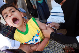 イタリア、麻疹患者が前年同期比3倍に 低いワクチン接種率