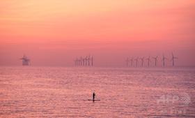 英洋上風力発電、原発よりも電気料金が安価に