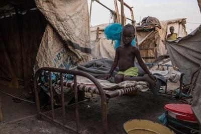 長引く内戦、南スーダン避難民の自殺増加 先が見えず疲弊