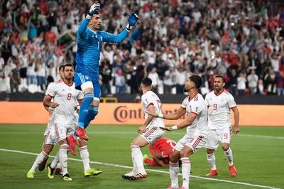 イランがアジア杯準々決勝進出、中国とベトナムも8強入り