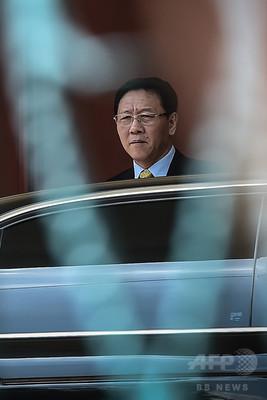 マレーシア警察、北朝鮮大使館前を封鎖 大使出国間近との観測