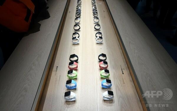 「アップルウオッチ」4月24日発売へ、18金使用モデルも