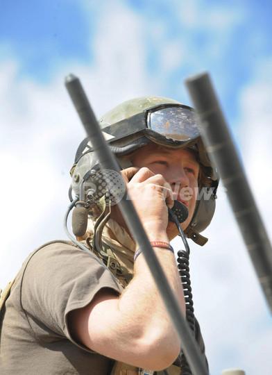 英ヘンリー王子、アフガニスタンの戦闘任務から外れる