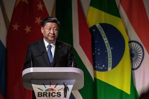 習主席「貿易戦争に勝者なし」 BRICS会議でトランプ氏けん制