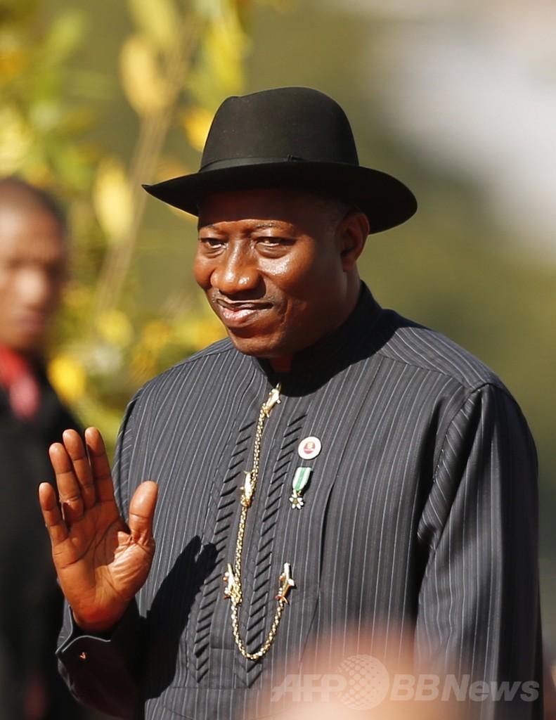 ナイジェリア大統領、ボコ・ハラムとの「全面戦争」を宣言