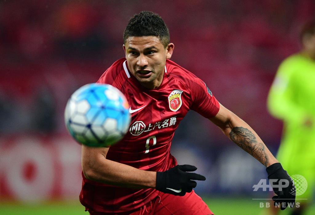 サッカー中国代表、W杯出場へ後押し 外国人9選手が帰化申請