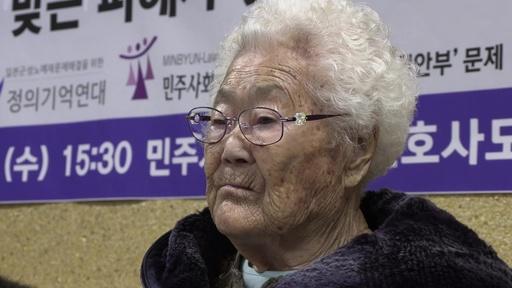 動画:韓国元慰安婦らが日本政府に賠償請求、訴訟始まる 日本政府は欠席
