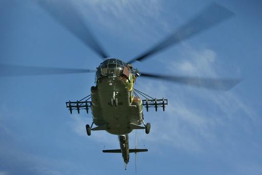 紛争地帯で国連ヘリ墜落、3人死亡 南スーダン