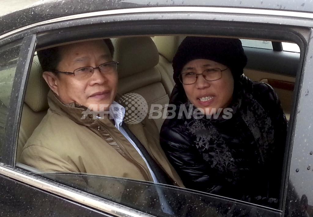 ノーベル平和賞・劉暁波氏の義弟、詐欺罪で禁錮11年
