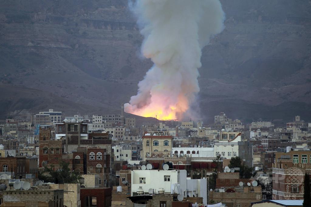 イエメン、サウジ提案の停戦が発効