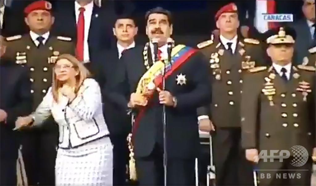 米当局者とベネズエラ軍元司令官がクーデター計画の秘密協議、米紙報道